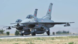 PLENTY OF TURKISH FIGHTER JETS VIOLATED THE GREEK AIRSPACE